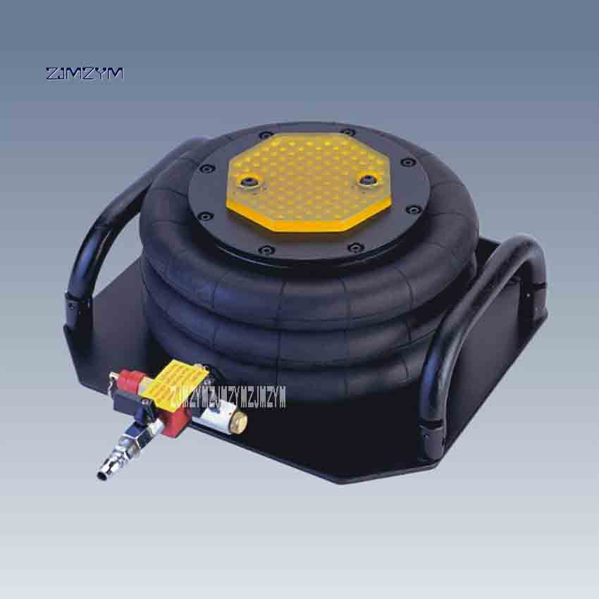 New Arrival High Quality Pneumatic Airbag jack BA-66-D Pneumatic Car Jack 2.5 Tons 2.6Mpa 1-10T Load 5-10kg/cm2 -30-70 Degree pneumatic airbag jack pneumatic jack white air pressure auto jack instrument of vehicle maintenance and repair