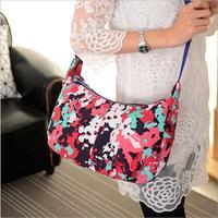 Jinqiaoer пятно оптовая продажа Мода Модный новый водонепроницаемый нейлон jinqiao бренд одного плеча мешок повседневная женская сумка мешок