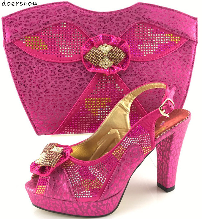 doershow African Shoe and Bag Set for Party In Women Italian Matching Shoe and Bag Set African Wedding Shoe and Bag Sets PQS1-2 ruth williams hooker barbara mullins nelson and pamela s hinds a new model for explaining obesity in african american women