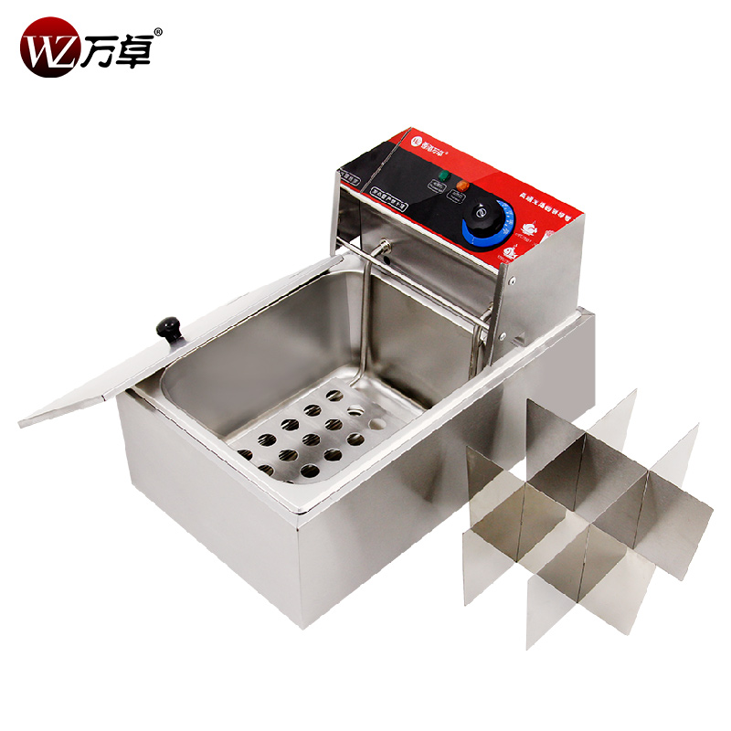 Commercial Chinese Hot Pot Electric Kitchen Machine oden Cooked Ball Multifunctional deep cooker Noodle Stainless Steel saucepanCommercial Chinese Hot Pot Electric Kitchen Machine oden Cooked Ball Multifunctional deep cooker Noodle Stainless Steel saucepan