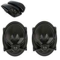 5 X7 Saddlebag Lid Speakers For Harley Touring Models Electra Street Road Glide FLHTCU FLHR FLTR
