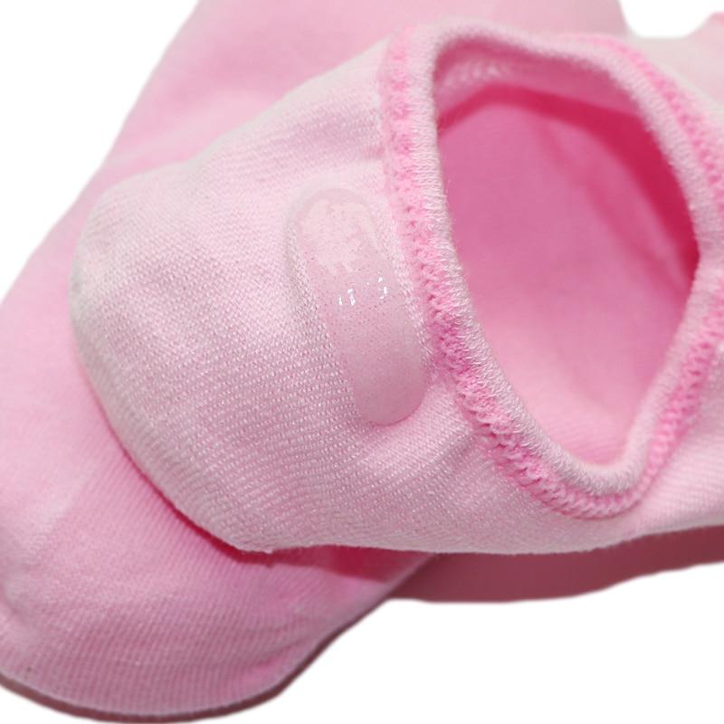 Image 4 - 3Pairs Low Cut Invisible Socks Summer For Women Slippers Women Boat Socks Short Thin Meias Female Anti Slip Cute Socks Slipper-in Sock Slippers from Underwear & Sleepwears