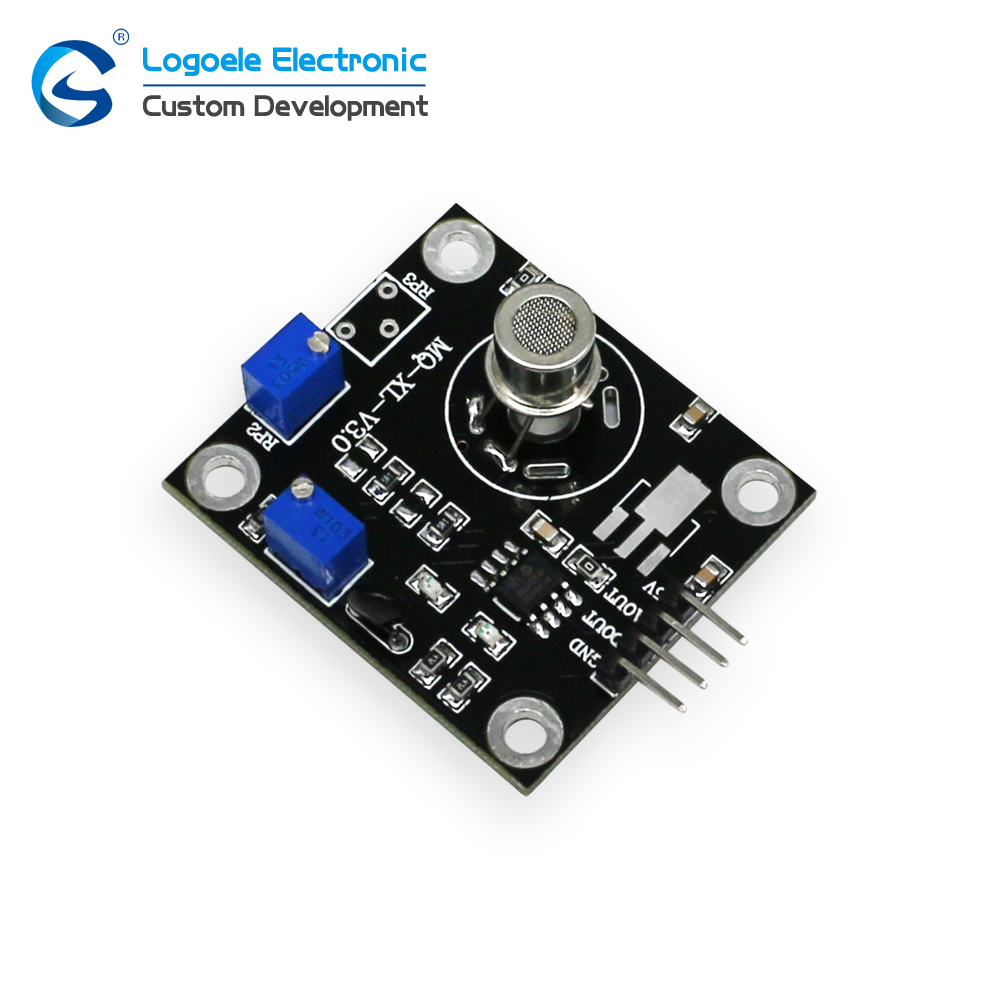 High quality Alcohol Gas sensor module MP-503 air quality alcohol smoke detection MP503 sensor module free shipping ...