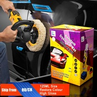 Car Wax Paint Wax Car Care Paint Care Paint Pad Pro Car Polishing High Brightless Easy