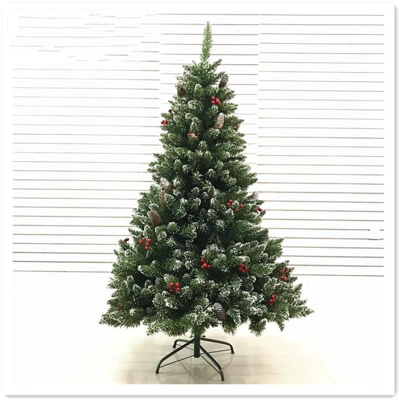 150 cm/180 cm/210 cm grande taille arbre de noël grand luxe arbre de noël grand arbre de noël pour la décoration de la maison