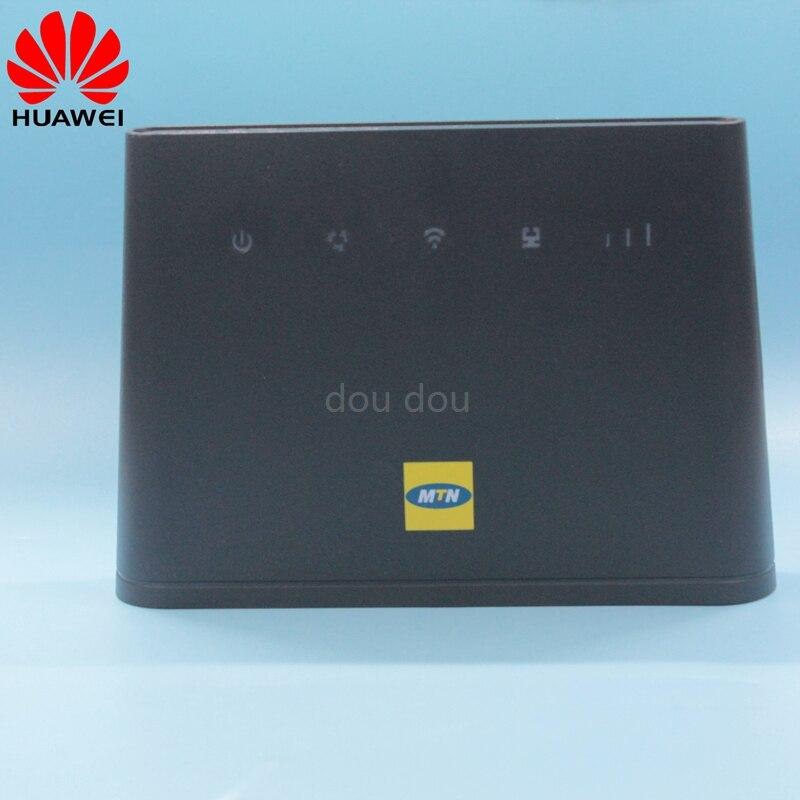 Entsperrt Huawei B310 B310s-22 150 Mbps 4g LTE CPE WIFI ROUTER-Modem mit Sim Karte Slot Bis zu 32 wiFi Geräte