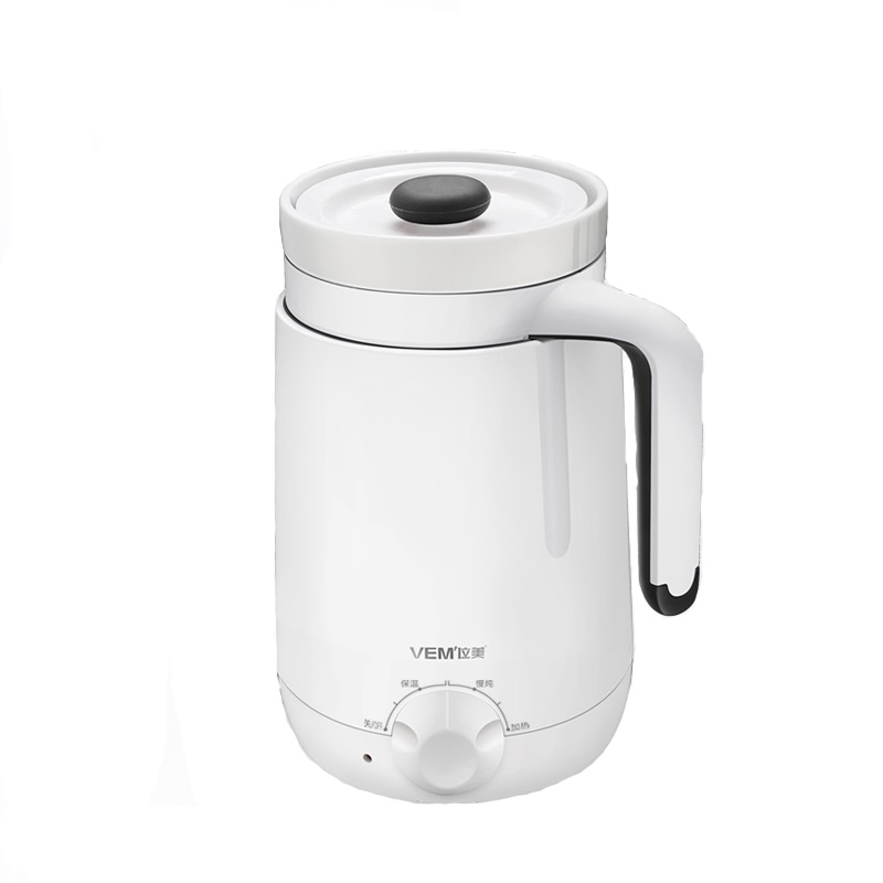 Mini Health Preserving Pots Household Electric Kettle ceramics water Heating Cup milk heating porridge cup Slow stew cooker