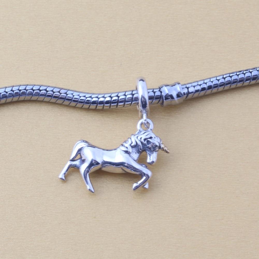 unicornio charm pandora