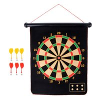 Professional Magnetic Dart Board Darts Game Set Children Adults Family Party Fun Game Entertainment Educational Toys Gift