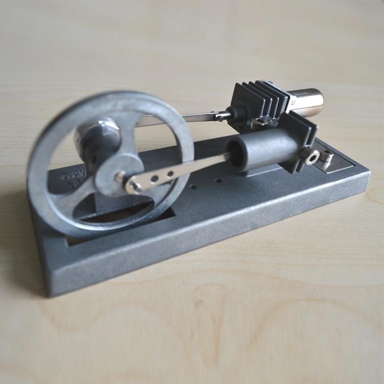 Stirling Model motoru Dětské sestavené Vědecké hračky - Školní a vzdělávací materiály - Fotografie 2