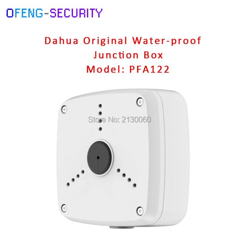 pfa122 Dahua Bracket DAHUA Junction Box PFA122 CCTV Accessories IP Camera Brackets Camera Mount dahua waterproof junction box pfa123