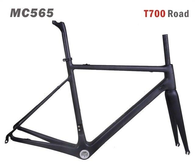 2018 NEW MIRACLE Carbon fiber road bike frame Di2&Mechanical 700c ...