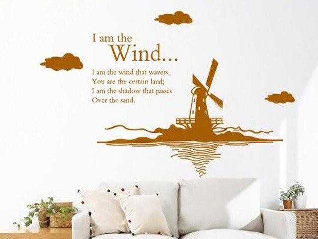 Dutch Home Decor Family Quote Vinyl Wall Sticker Living Room Art Decal Nederlands Decoration