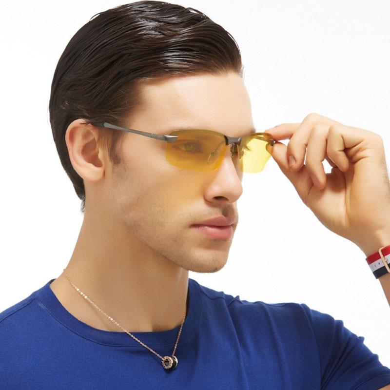 DANKEYISI Nya polariserade nattvisionsglasögon Solglasögon - Kläder tillbehör - Foto 4