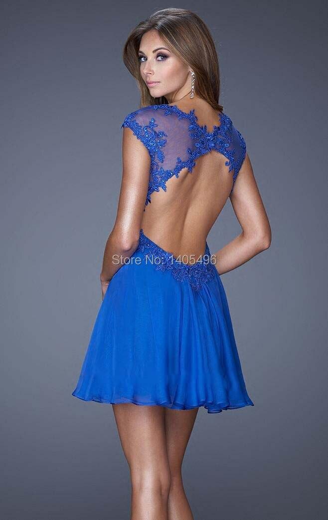 30deff0b6 Vestidos de fiesta tipo coctel 2014 - Vestidos elegantes