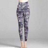 New Womens Autumn High Waist Yoga Pants Brand Wicks Sweat Jogging Leggings Exercise Running Sport Pant