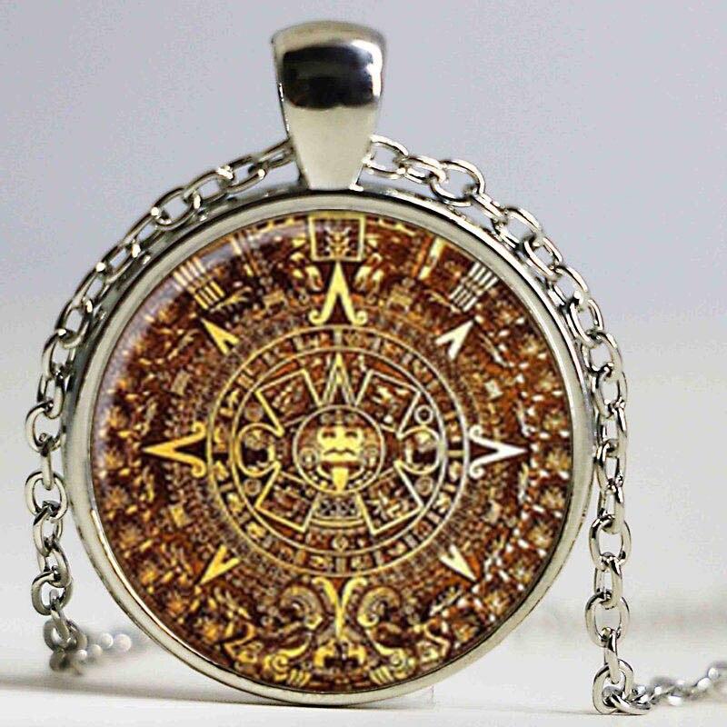 Compra aztec calendar pendant y disfruta del envo gratuito en compra aztec calendar pendant y disfruta del envo gratuito en aliexpress aloadofball Images