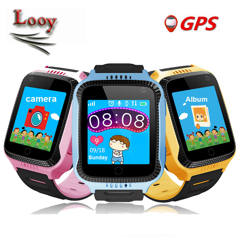 Maxinrytec Q528 Smart Watch For kids with Camera Flashlight for Apple Android Phone Smartwatch Children Smart