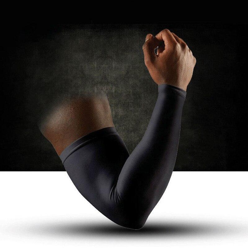 1 Paar Unisex Outdoor Sun Uv Schutz Arm Icing Hülse Kühlung Abdeckung Für Sport Lce Silk Sleeve Exzellente QualitäT