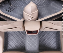 Best quality! Custom special floor mats for BMW 4 Series Convertible 2014 waterproof carpets for 4 Series F32 2015,Free shipping