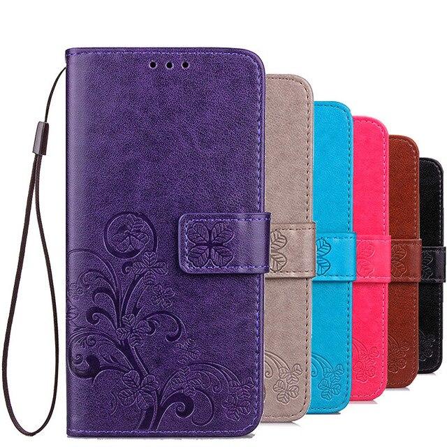 Đối với Xiaomi Redmi Note 5 Trường Hợp Redmi Note 5 Pro Bìa Leather Wallet Lật Trường Hợp Bìa Xiomi Xiaomi Redmi Note 5 Pro Điện Thoại trường hợp