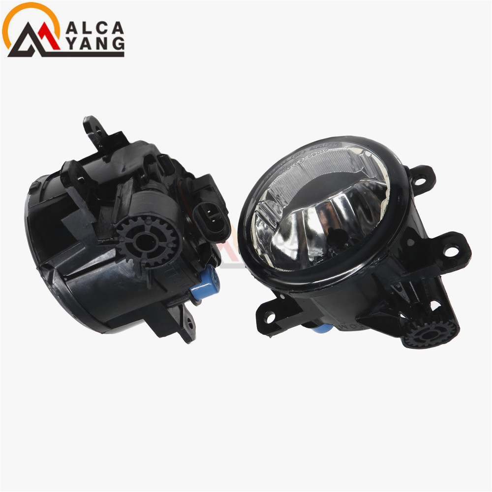 For Renault LOGAN Laguna Saloon LS 2004-2015 Car styling fog Lights high brightness fog lamps for dacia logan saloon ls