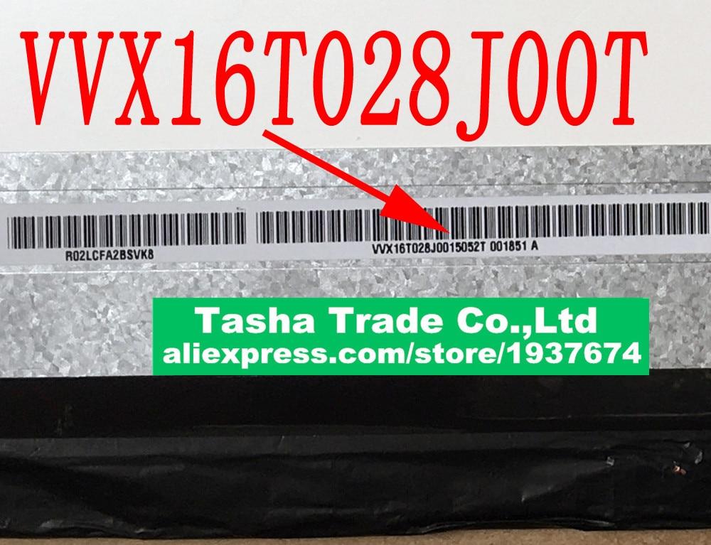 For Panasonic VVX16T028J00 IPS Laptop LCD Screen LED Display PN SD10A09771 FRU 04X4064  2880*1620  Matrix Matte philips gc8735 80