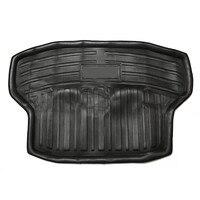 1pc Car Rear Trunk Boot Mat Cargo Liner Floor Tray For Honda Civic Sedan 2016 2018 Protector Carpet Car Internior Accessories
