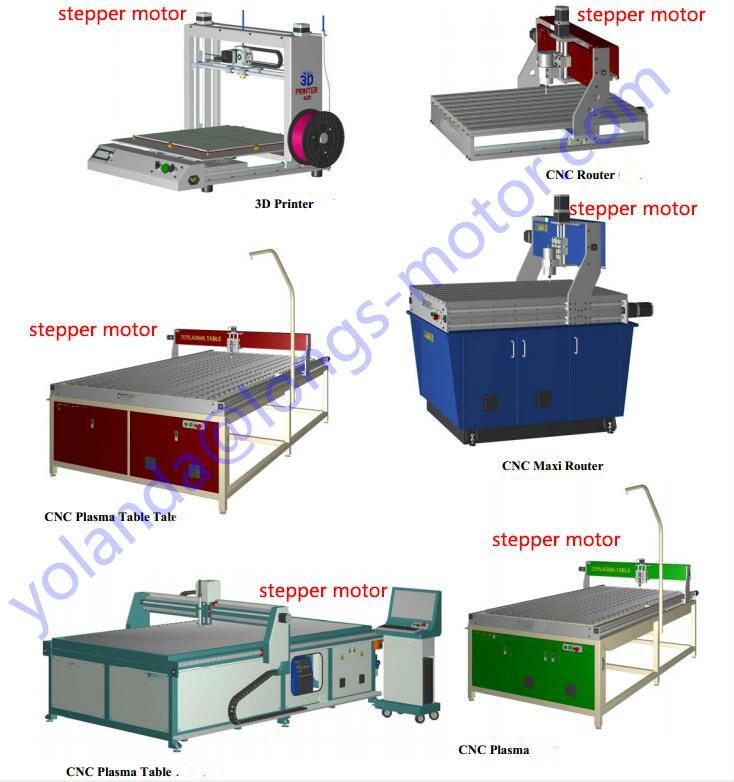 Promotion!EU Free ship 1 PCS Nema23 Stepper Motor 425oz-in 112mm 3A 3D Printer CNC Robot Foam Plastic Metal