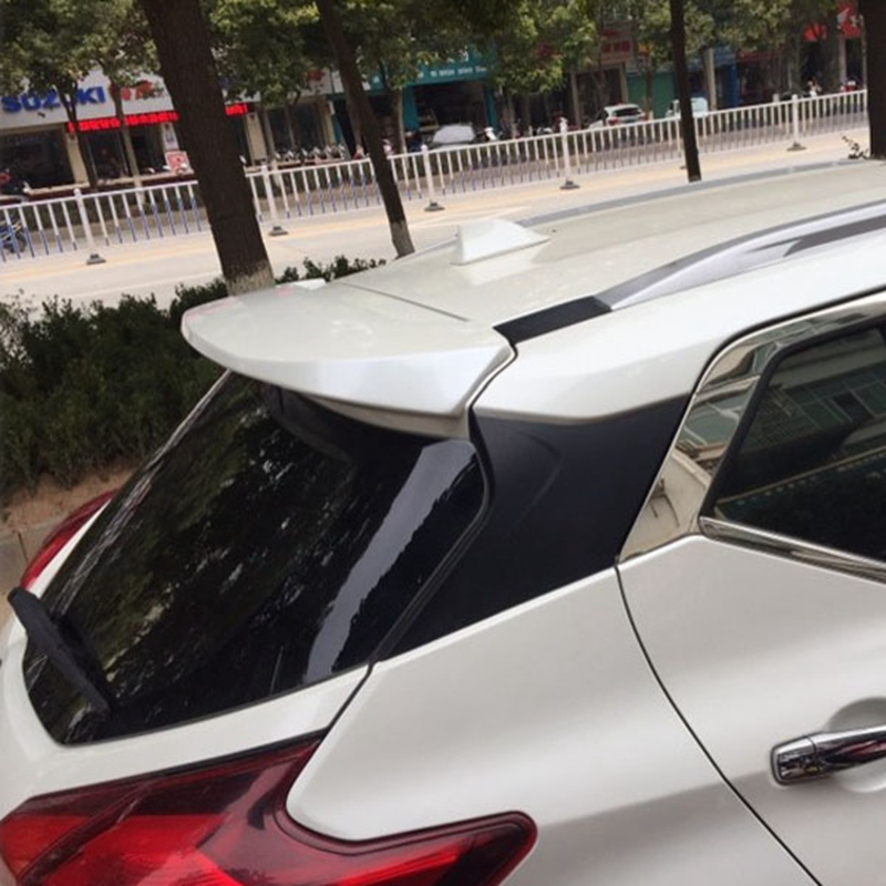 ABS Paint Car Rear Wing Trunk Lip Spoilers Fits For Nissan KICKS 2017 2018