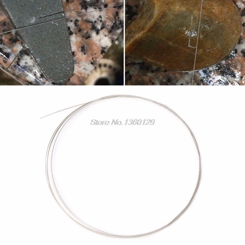 Handwerkzeuge Werkzeuge Selbstlos 1 M Diy Bewältigung Sägeblätter Schneiden Metall Draht Diamant Emery Jade Metall Stein Glas