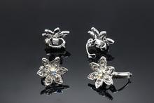 6pcs  Twist Brides Hair Spin Pins  Fashion  Bridal Hair Jewelry  Heart Wedding Girls  Brides Simple  Accessories 2562-1