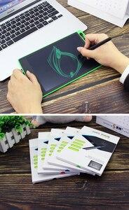 Image 5 - لوح للكتابة اليدوية بشاشة إل سي دي 8.5 بوصة لوحة رسم LCD للأطفال لوحة إلكترونية مرسومة يدويًا لوحة طاقة خفيفة السبورة
