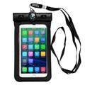 VODOOL супер уплотнения Пак Водонепроницаемый Сухие Мешки С Компасом Для 4.0 до 5.8 дюймов Мобильный Телефон Для Полевых исследований L3FE