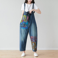 new nine points pants to restore ancient ways tall waist harness jeans character bigger sizes show thin adjustable suspenders