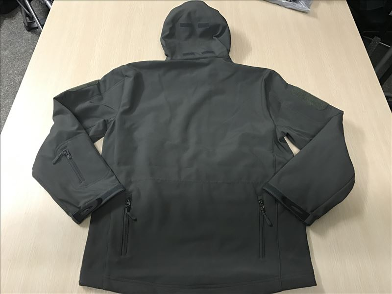 High Quality TAD Lurker Shark Skin Military Warm Windproof Tactical Softshell Jacket Men Mountaineering Army soft shell 6