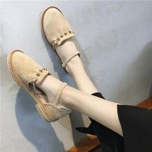 ee3ab5f77007f9 2018 nouvelles femmes chaussures d'été Baotou sandales femelle collège vent  boucle rétro sauvage casual