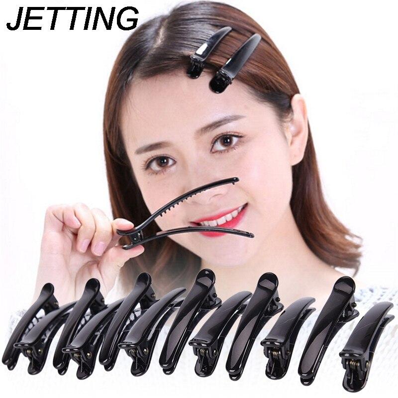 12Pcs Women Children Hairpin Basic Hairclip Hair Accessories Hair Clamp Black Color Classical Hair Clips