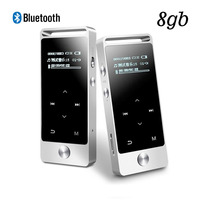 New Original BENJIE S5 Bluetooth MP3 Player 8GB Metal HIFI Sound Lossless MP3 Music Player Touch