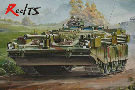 RealTS Trumpeter 00310 1/35 Sweden Strv 103C MBT Plastic Model Kit