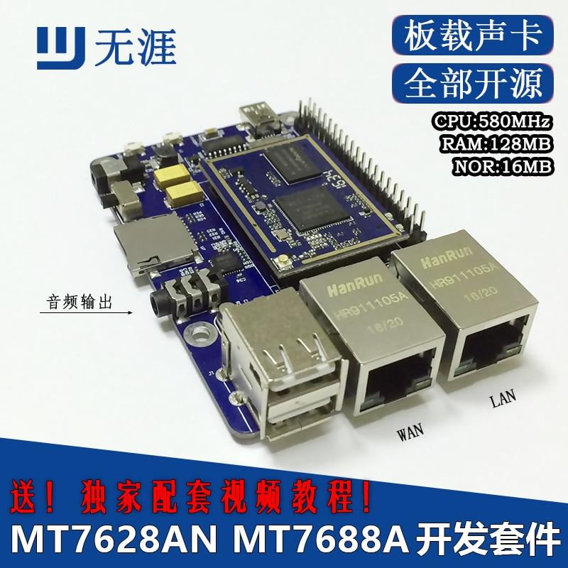 MT7628 MT7688 Module /wifi Module Development Kit / Send Openwrt Video Tutorial Over 5350
