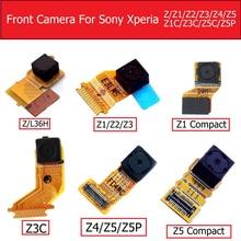 Small Front Camera Module For Sony Xperia Z L36H/Z1 L39h/Z2/