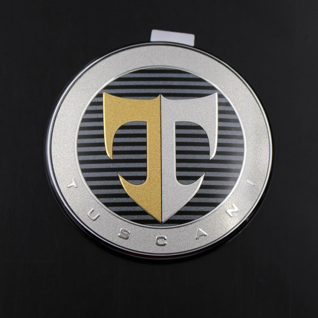 For Hyundai Tiburon Coupe T Logo V6 Coupe Fx Emblem Boot Badges Hood