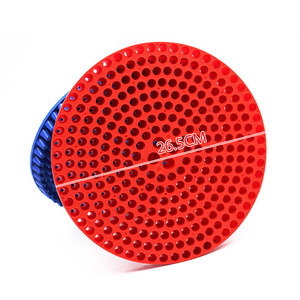 Image 4 - Bullet hole grit guard Car wash cleaning tool isolation net sand cleaning towel sponge cleaning cloth anti staining filterdetai