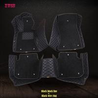 На заказ автомобильные коврики для Nissan X TRAIL QASHQAI Livina Geniss SYLPHY TEANA TIIDA GTR Bluebird авто аксессуары Тюнинг автомобилей