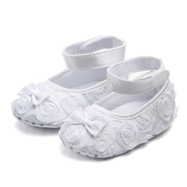 les bébés filles première walkers chaussures white lAVfOWV