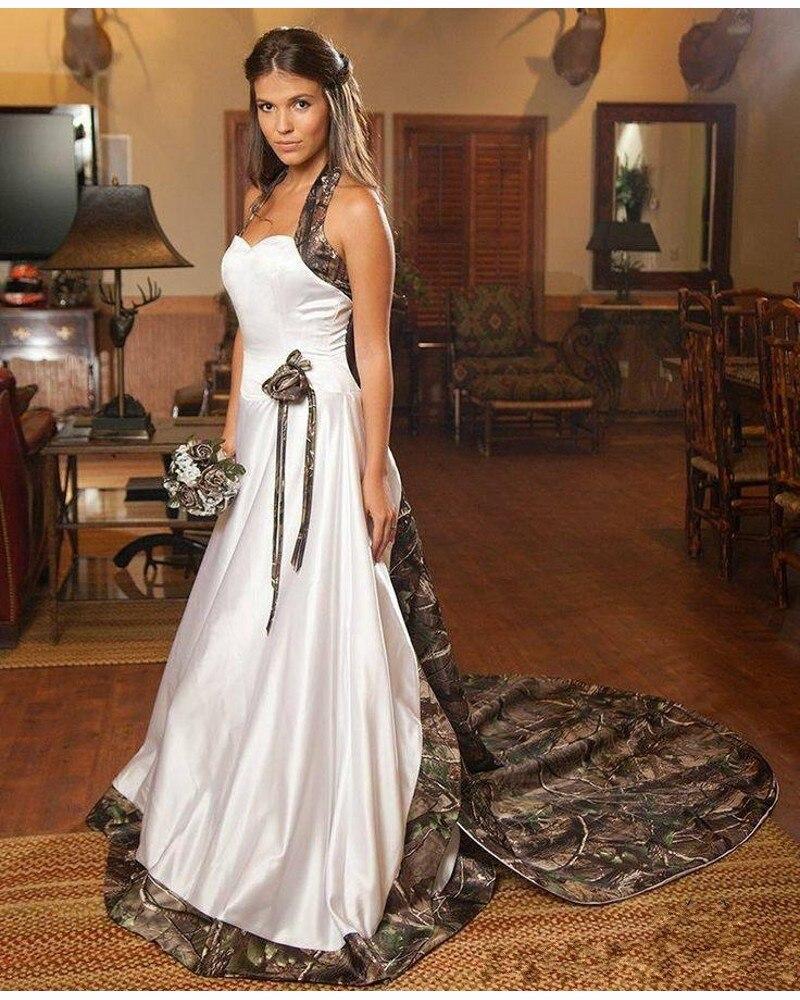 achetez en gros camouflage robe de mari e en ligne des