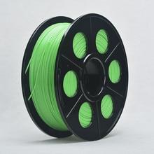 Tolerance 0.02mm ABS 3mm 3D Printer Filament Green ABS Flexible for 3d Printer 3d Pen for 3d Impressora Extruder Printer Parts