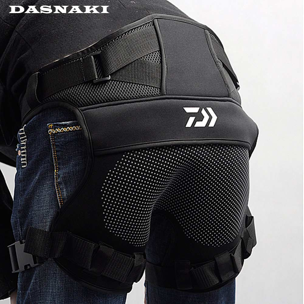 2016 New Daiwa Fishing Cushion Super soft ultra light ultra comfortable 100 Cotton Black Suitable for