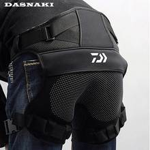 2016 New  Daiwa Fishing Cushion Super soft ultra-light ultra-comfortable 100% Cotton Black Suitable for sea and Rock Fishing